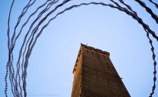 AIRLINES XV-1 · Dohlen · Torre Asinelli · Bologna · 2015