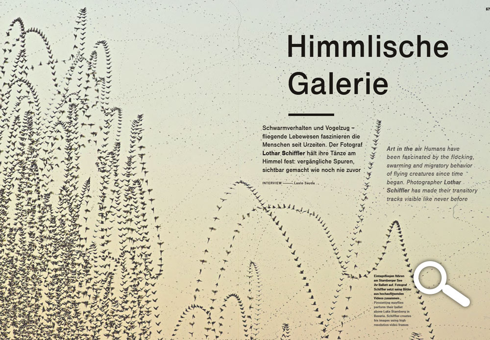 Lufthansa Magazin - Himmlische Galerie - 03-2017