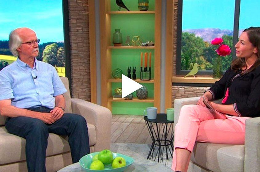 """Lothar Schiffler zu Gast bei """"Wir in Bayern"""", 07.06.2017, 16:15 Uhr, Wir in Bayern, BR Fernsehen, 73 Min."""