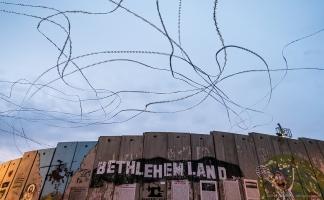 AIRLINES XVIII-2 • Mauersegler über der Trennmauer • Bethlehem • 15. März 2018 • 2:55 Minuten