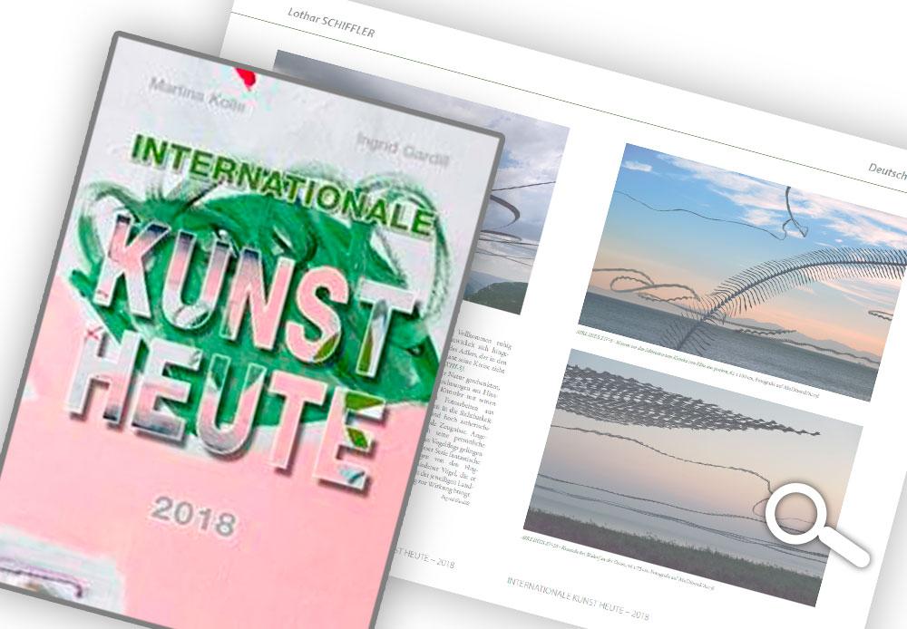 Lothar Schiffler - Internationale Kunst Heute - 2018