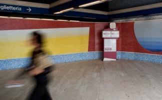 Met.Ro - Metro von Rom, Fermi
