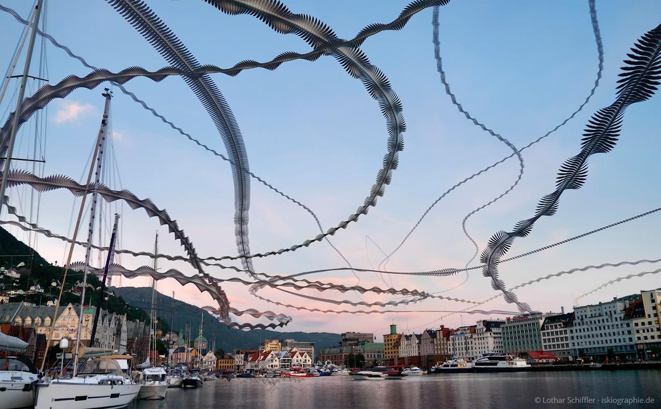 AIRLINES XVIII-24 · Möwen · Hansabryggen · Bergen · Norwegen · 1:08 Minuten