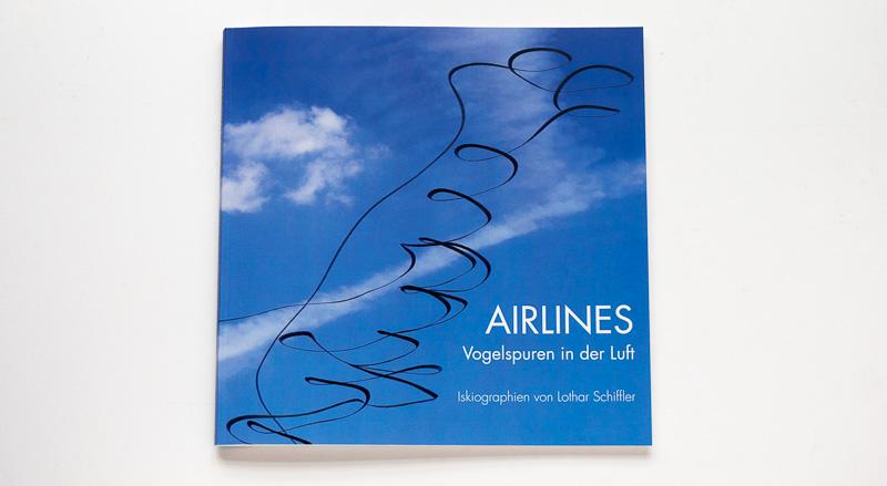 """Katalog """"AIRLINES · Vogelspuren in der Luft"""" · 4., erweiterte Auflage (Buchcover)"""
