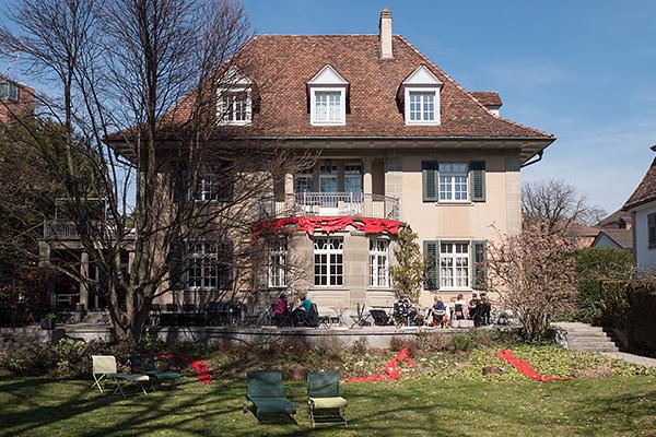 Villa Sträuli, Winterthur