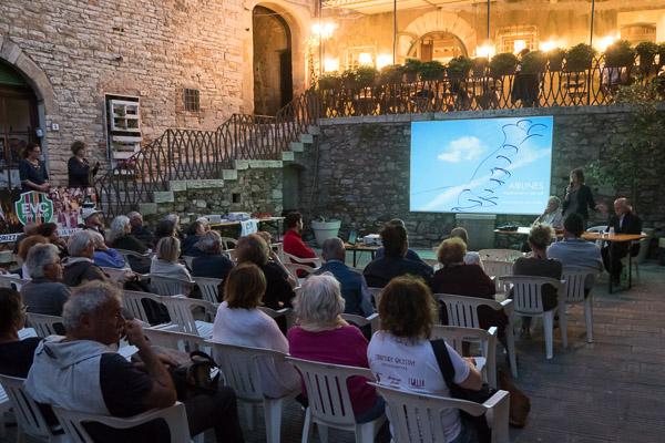 AIRLINES presentation in Campiglia Marittima