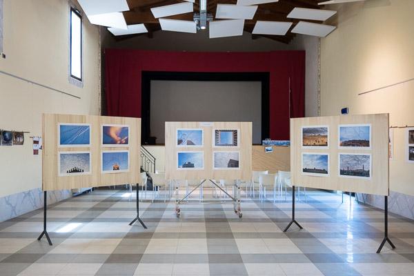 AIRLINES exhibition in Campiglia Marittima