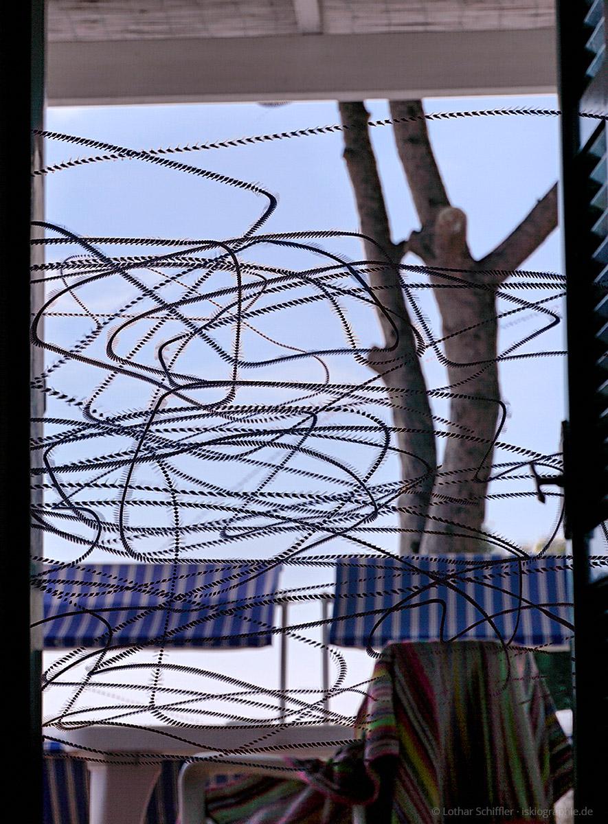 AIRLINES XIX-8 · Stubenfliege · Paradiso Terme · Ischia · 58 Sekunden