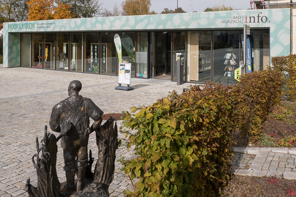 Nature Conservation Centre Wurzacher Ried, Bad Wurzach, Germany