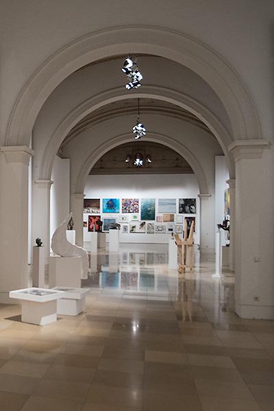 Galerie der Künstler, Ausstellungsraum des BBK, 2016