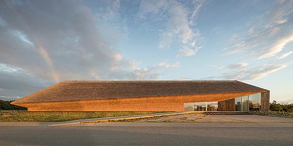 Das Vadehavscentret / Wattenmeerzentrum in Ribe, Dänemark